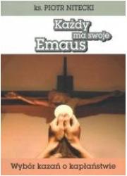 Każdy ma swoje Emaus - okładka książki