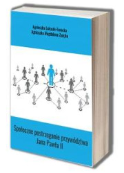 Społeczne postrzeganie przywództwa - okładka książki