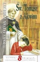 Św. Tomasz z Akwinu - okładka książki