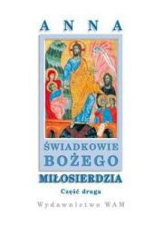Świadkowie Bożego Miłosierdzia - okładka książki