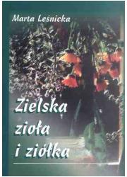 Zielska, zioła i ziółka - okładka książki