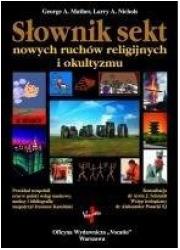 Słownik sekt nowych ruchów religijnych - okładka książki