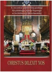 Christus dilexit nos - okładka książki