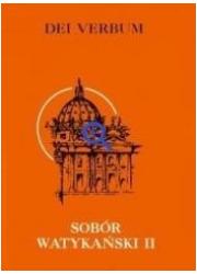 Dei Verbum - okładka książki