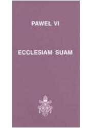 Ecclesiam suam - okładka książki