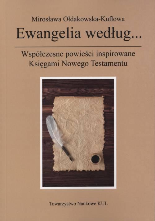 Ewangelia według... Współczesne - okładka książki