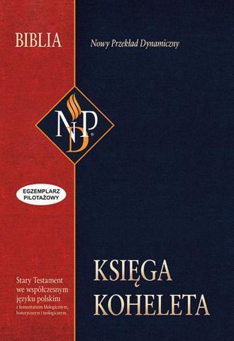 Księga Koheleta - okładka książki