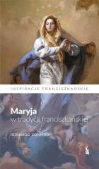 Maryja w tradycji franciszkańskiej - okładka książki