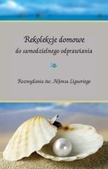 Rekolekcje domowe do samodzielnego - okładka książki