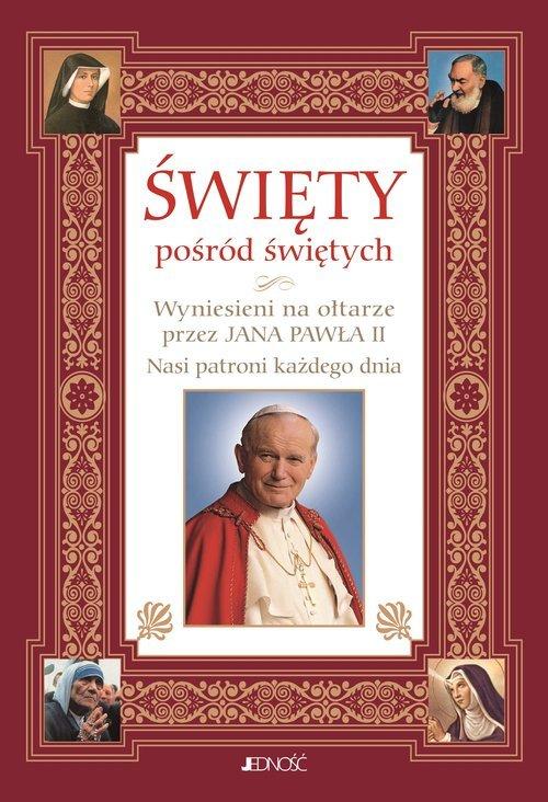 Święty pośród świętych. Wyniesieni - okładka książki
