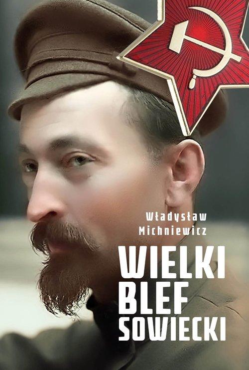 Wielki blef sowiecki - okładka książki
