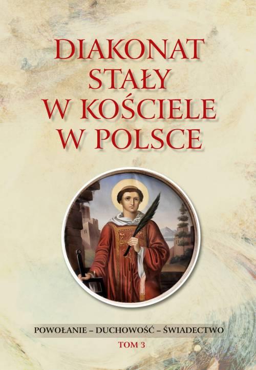 Diakonat stały w Kościele w Polsce. - okładka książki