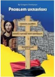 Problem ukraiński - okładka książki