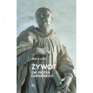 Żywot św Piotra Damianiego - okładka książki
