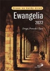 Ewangelia 2022 Droga, Prawda i - okładka książki
