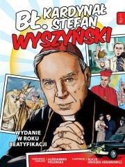 Bł. kardynał Stefan Wyszyński - okładka książki