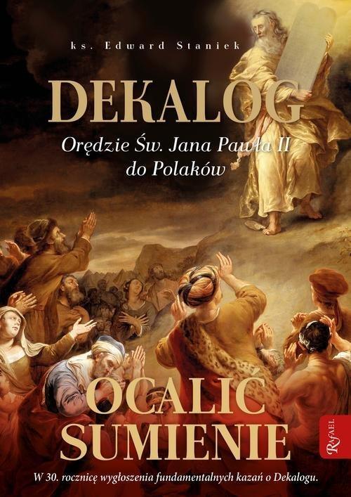 Dekalog. Orędzie św. Jana Pawła - okładka książki