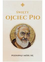 Modlitewnik Ojca Pio - okładka książki