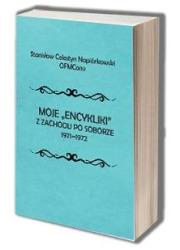Moje encykliki z Zachodu po Soborze - okładka książki