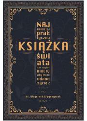 Najbardziej praktyczna książka - okładka książki