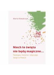 Niech te święta nie będą magiczne... - okładka książki