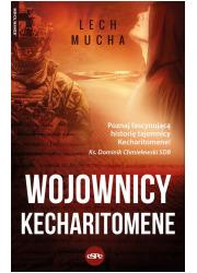 Wojownicy Kecharitomene - okładka książki