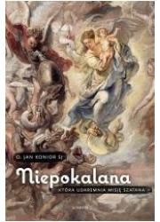 Niepokalana, która udaremnia misję - okładka książki