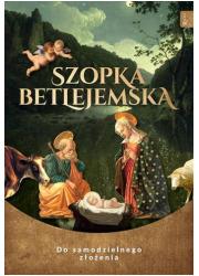 Szopka Betlejemska do samodzielnego - okładka książki