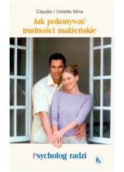 Jak pokonywać trudności małżeńskie - okładka książki