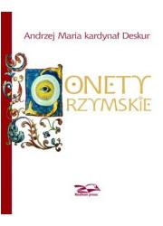 Sonety rzymskie - okładka książki