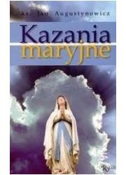 Kazania Maryjne - okładka książki