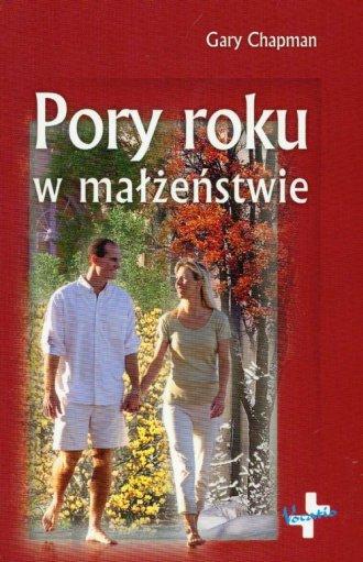 Pory roku w małżeństwie - okładka książki