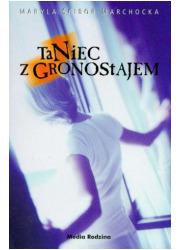 Taniec z gronostajem - okładka książki