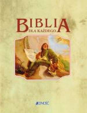 Biblia dla każdego. Tom 8 - okładka książki