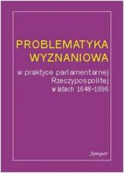 Problematyka wyznaniowa w praktyce - okładka książki