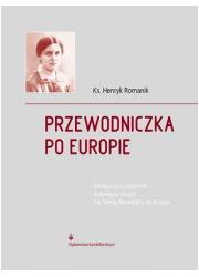 Przewodniczka po Europie. Medytacja - okładka książki