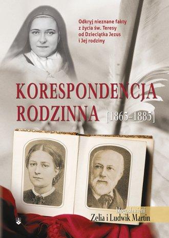 Korespondencja rodzinna (1863-1885) - okładka książki