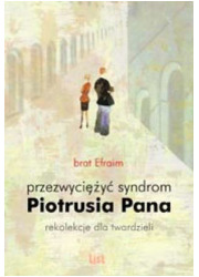 Przezwyciężyć syndrom Piotrusia - okładka książki