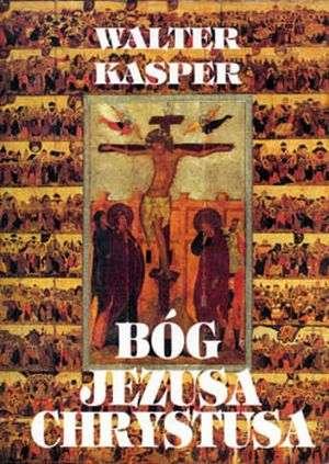 Bóg Jezusa Chrystusa - okładka książki