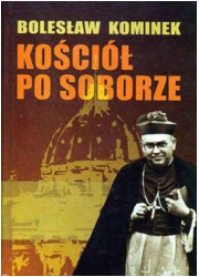 Kościół po soborze - okładka książki