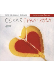 Oskar i Pani Róża (CD mp3) - pudełko audiobooku