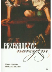 Przekroczyć narcyzm - okładka książki