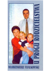 U progu rodzicielstwa - okładka książki
