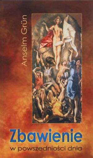 Zbawienie w powszedniości dnia - okładka książki