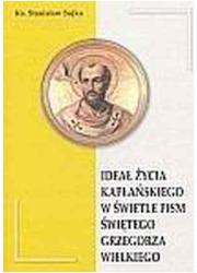 Ideał życia kapłańskiego w świetle - okładka książki