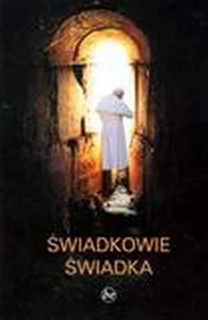 Świadkowie Świadka - okładka książki