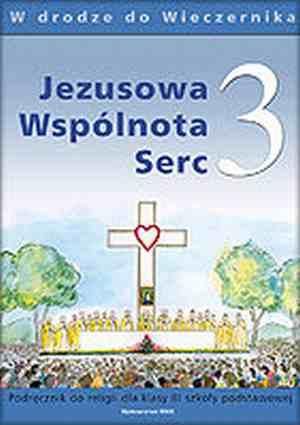 W drodze do Wieczernika. Jezusowa - okładka podręcznika