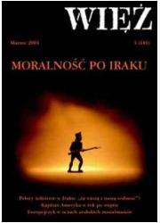 Więź nr 3/2004. Marzec - okładka książki