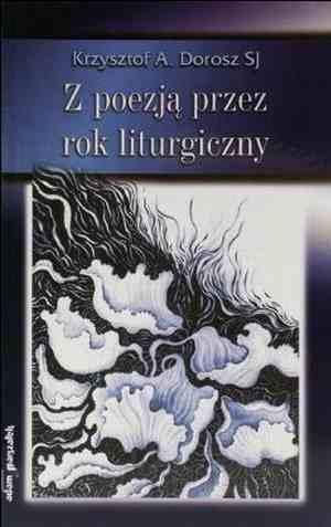 Z poezją przez rok liturgiczny - okładka książki