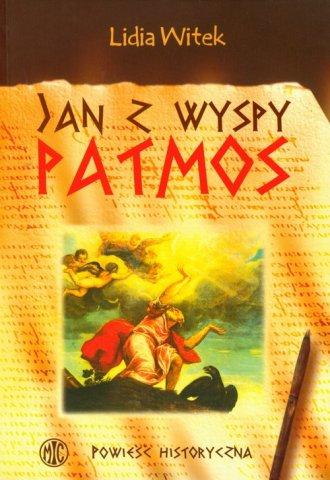 Jan z wyspy Patmos - okładka książki